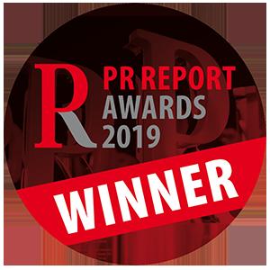 PR Award Winner