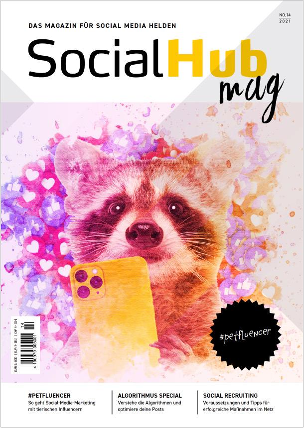 TONY im Social Hub Mag 14